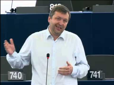 Antanas Guoga on the European Youth Initiative