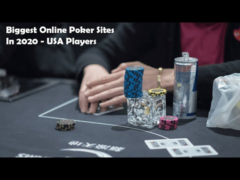 Biggest Online Poker Sites In 2020 – USA Players 🃏