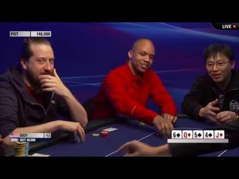 Daniel Negreanu vs. Phil Ivey – EPT Grand Final | PokerStars