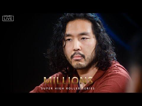 HIGHLIGHTS $25K SD #1 | MILLIONS Super High Roller Series Sochi 2020