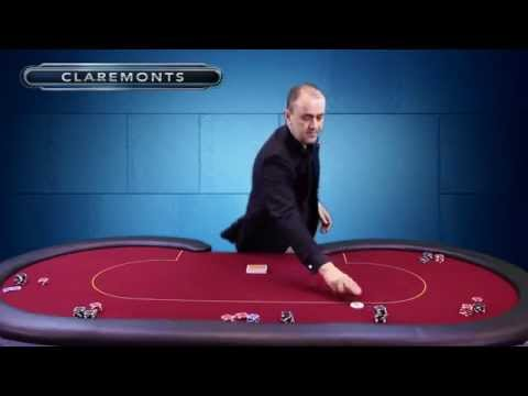 How to Play Texas Holdem Poker – The 1st Round of Betting
