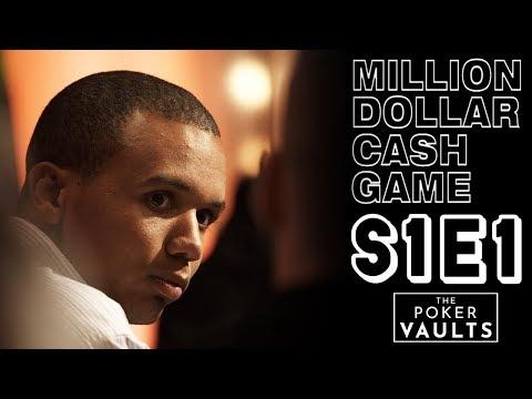 Million Dollar Cash Game S1E1 FULL EPISODE Poker Show