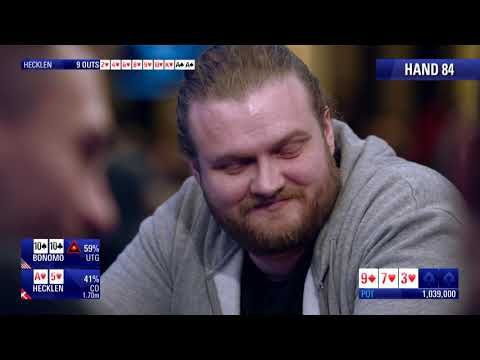 PokerStars Caribbean Adventure 2019 – Super High Roller – Episode 2