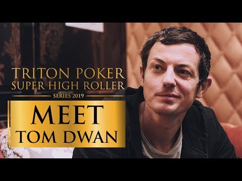 "Tom ""Durrrr"" Dwan discusses Poker, Fame, and Short Deck"