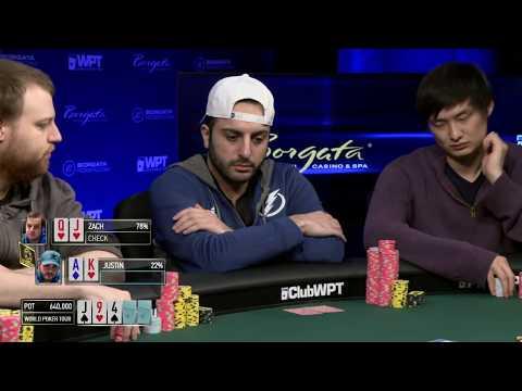 Watch Full World Poker Tour  Borgata Winter Poker Open Final Table